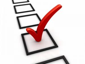 Selvangivelse Checkliste